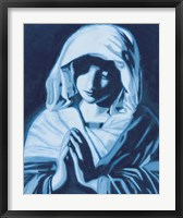Framed Virgin Mary