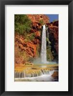 Framed Mooney  Falls