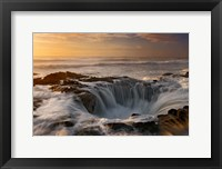 Framed Oregon Thor's Well