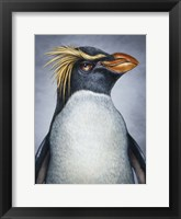 Framed Penguin Totem
