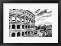 Framed Colosseum