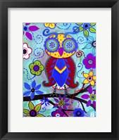 Framed Judicious Owl
