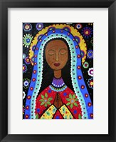 Framed Our Lady Of Guadalupe II