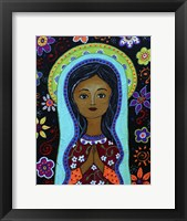 Framed Our Lady Of Guadalupe I