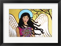 Framed Angel Grace