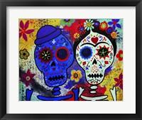 Framed Diego & Frida