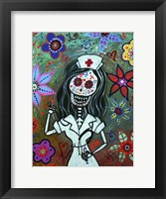 Framed My Favorite Nurse