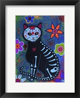 Framed Tall El Gato