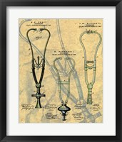 Framed Stethoscope