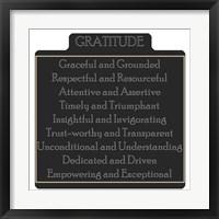 Framed Gratitude 1