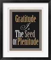 Framed Gratitude 2