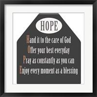 Framed Hope 2
