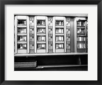 Framed 1920s 1930s 1940s 1950s Automat Cafeteria Vending Machine?