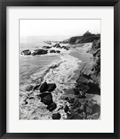Framed 1910s Circa 1918 Arch Beach Laguna California Usa