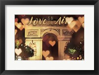 Framed Love is in the Arc de Triomphe v2