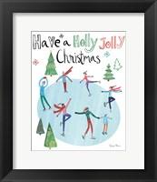 Framed Holiday Festivities II