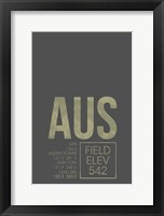 Framed AUS ATC