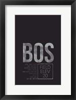 Framed BOS ATC