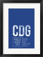 Framed CDG ATC