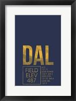 Framed DAL ATC