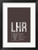 Framed LHR ATC