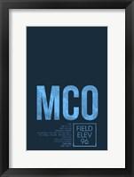 Framed MCO ATC