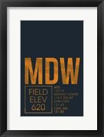 Framed MDW ATC
