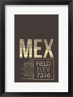 Framed MEX ATC