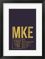 Framed MKE ATC