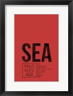 Framed SEA ATC