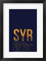 Framed SYR ATC