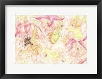 Framed Pixie Pinks
