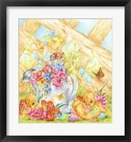 Framed Easter Bouquet