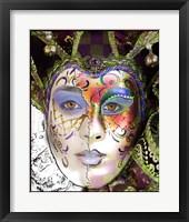 Framed Masquerade