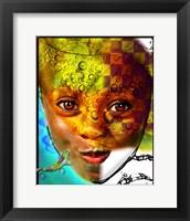Framed Sara