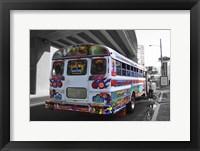 Framed Bus Angel