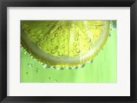 Framed Lemon Slice