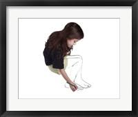 Framed Self Sketch