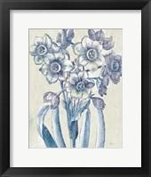Framed Belle Fleur IV Crop