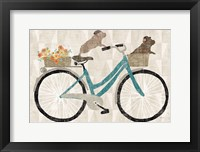 Framed Frenchie Ride