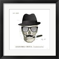 Framed Dandy Bones V