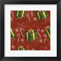 Framed Santas List Pattern X