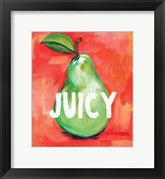 Framed Juicy