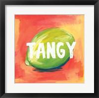 Framed Tangy