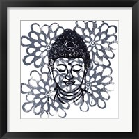 Framed Buddha IV