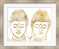 Framed Buddha V