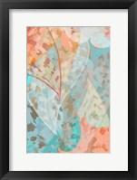 Framed Leaf Pattern IV