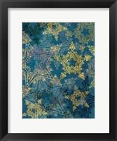 Framed Star Pattern XII