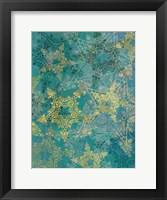Framed Star Pattern XIII