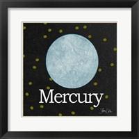 Framed Mercury